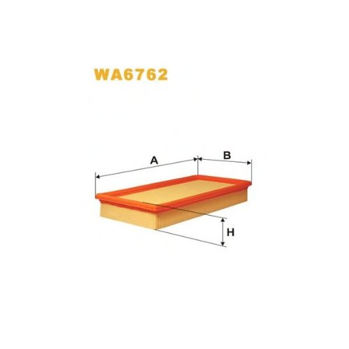 Wix Filters WA6762 Filtro aria