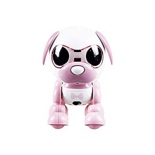 Mitlfuny Kinder Erwachsene Entwicklung Lernspielzeug Bildung Spielzeug Gute Geschenke,Elektronische intelligente Roboter-Hundemusik-Tanz-gehende Interaktion scherzt Welpen-Haustierspielzeug -