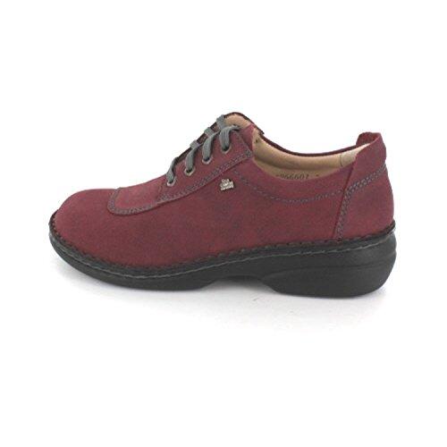 FinnComfort LEXINGTON 02056515391 femmes Chaussures à lacets Rouge