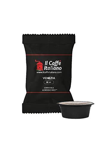 Il Caffè Italiano Café Venezia Compatible con a Modo Mio - 100 Cápsulas