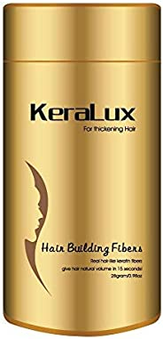 Keralux hair Building fibers 28g - Black