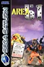 AREA 51 SEGA SATURN PAL