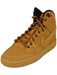 eef33acc26291 Nike Son of Force Mid Winter GS Hi Top Trainers 807392 Sneakers Shoes (UK 6