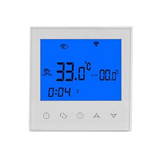 BlackEdragon HY03WE-2 Intelligentes Raumthermostat WiFi Elektrische Heizung Temperaturregler Regler App Regelbarer Thermostat -
