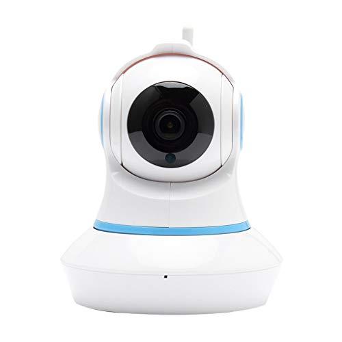Preisvergleich Produktbild WLAN IP Kamera,  CarJTY Überwachungskamera WiFi 720P,  Haustier Kamera,  Home und Baby Monitor mit Bewegungserkennung,  Zwei-Wege-Audio,  Unterstützt Fernalarm und Mobile App Kontrolle Q5 Weiß 1080P