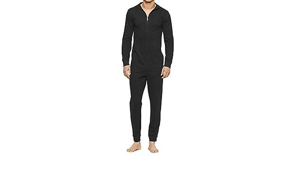 89d6d0210 Calvin Klein Underwear Men's CK Origins Onesie - Black -: Amazon.co.uk:  Clothing