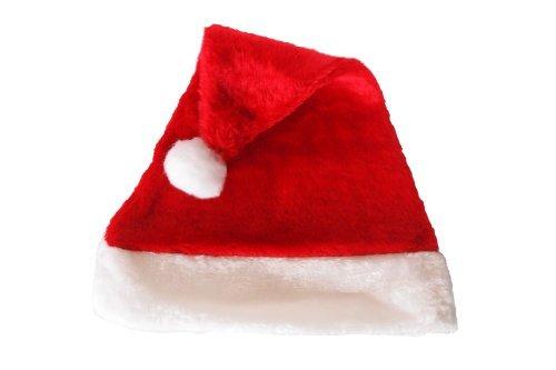 Laser Hüte Plüsch Santa Hat (Topper Baum Hut)