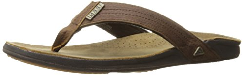Reef J-Bay Iii, Tongs Homme Marron (Camel)