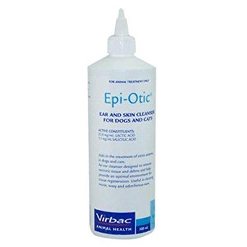 Virbac Epi-Otic 500ml - Antimicrobial Skin Cleanser