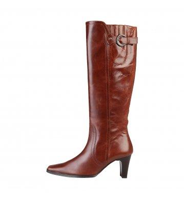 Stivali scarpe Arnaldo Toscani 7050K507_SANTIAGO_NUT Marrone