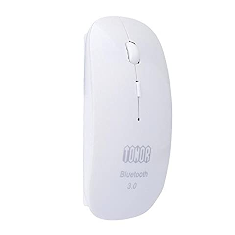 Tonor Bluetooth 3.0 Ultra Slim Mini Souris sans Fil Optique