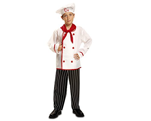 Imagen de my other me  disfraz de cocinero para niño, 5 6 años viving costumes 200957