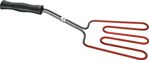 Rivenbert accendi fuoco elettrico per barbecue | 800 w | manico isolante | per camini, grigliate, barbecue by