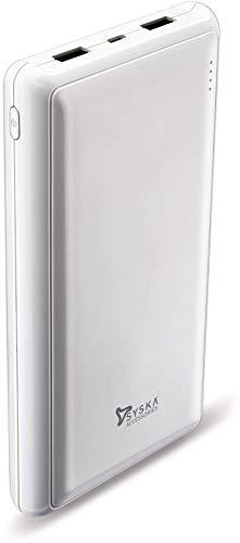 Syska Power Pro 200 20000mAH Power Bank (White)