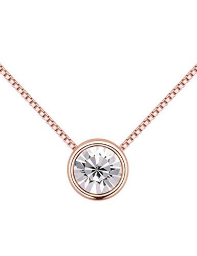 fansing-femmes-rond-cristal-solitaire-pendentif-colliers-blanc-ukfs080001wt