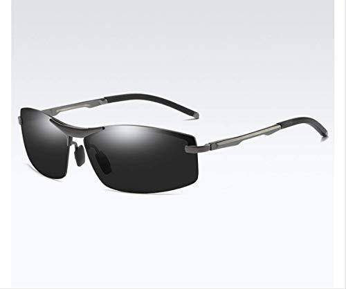 LKVNHP Neue Hochwertige Markendesign Polarisierte Farbe Sonnenbrille Für Männer Im Freien Herren Sonnenbrille Fahren Sonnenbrille Im Freien Polarisierende LinseC4