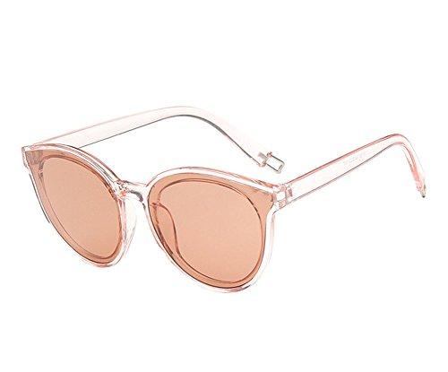 DaoRier Sonnenbrille Polarisiert UV-Schutz Persönlichkeit Mode Damen Rahmen Schutzbrillen Brillen Widerstehen der Sonne