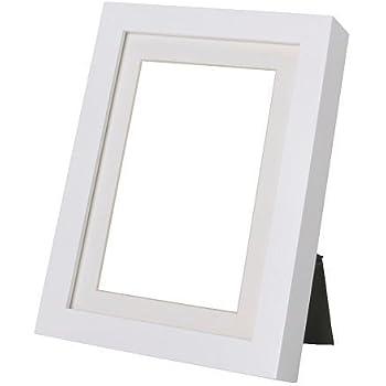 Ikea RIBBA Rahmen In Weiss 21x30cm Holz White 36 X 266 58 Cm