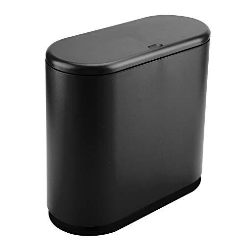 Duokon Cubo Basura Doble Capa Cubo Interior