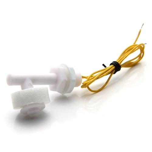 Interruttore a Galleggiante Float Switch Sensore Livello Liquido di Plastica