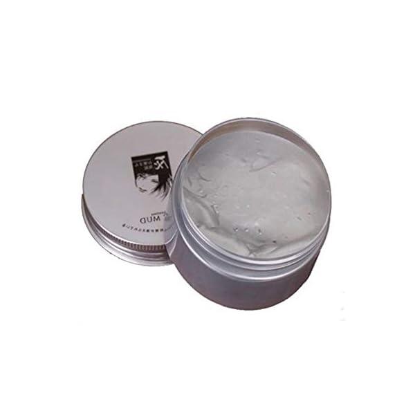 Gcroet 1PC Unisex Hair Color De Cera Crema Colorante Temporal Del Pelo DIY Colorante Del Pelo De Barro Natural Peinado…
