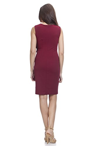 Tantra Damen Festtagskleid Dress3050 Bordeaux
