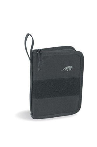 Tasmanian Tiger TT Tactical Field Book Notizbuchtasche, Black, 17x3x4cm