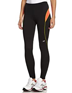 New Balance Women's Momentum Long Tight - Coral, Small