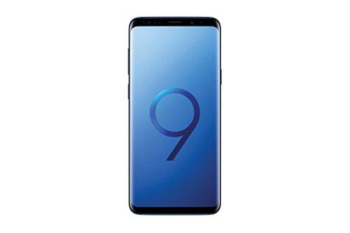 "Foto Samsung Galaxy S9+ Smartphone - Blu (Coral Blue), Display 6.2"", 64 GB espandibili, Dual SIM [Versione Italiana]"