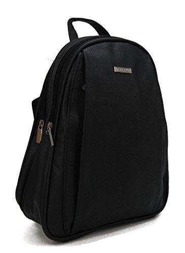 STEFANO moderner Frauen Rucksack Daypack Bodybag Schultertasche Cityrucksack Rucksackhandtasche soft PU verschiedene Modelle (Rucksack-geldbeutel-handtasche)