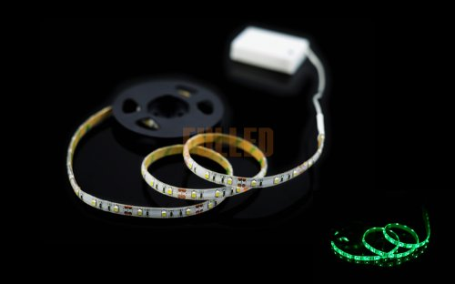 led-leiste-grun-licht-1m-100cm-lichtschalt-batterie-box-45v-led-stripe-strip-streifen-multifunktions
