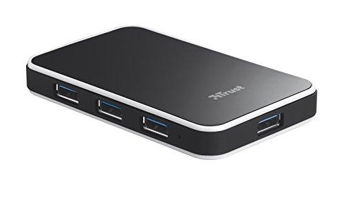Trust 4 Port USB 3.0 Hub (4-Port, USB 3.0)