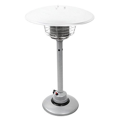 Oypla Table Top 4KW Outdoor Gas Patio Heater c/w Hose & Regulator
