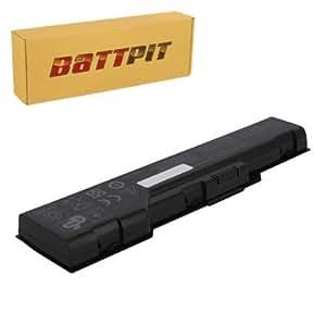 Battpit Batterie d'ordinateur Portable de Remplacement pour Dell XPS M1730 (6600mah / 73wh)