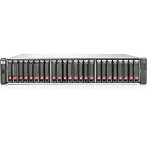 Hewlett Packard Enterprise P2000 G3 SAS MSA DC w/12 900GB 6G SAS 10K SFF HDD 10.8TB Bundle - boîtiers de disques
