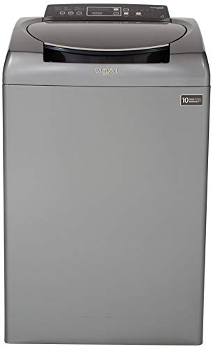 4. Whirlpool 8 Kg Fully-Automatic Top Loading Washing Machine