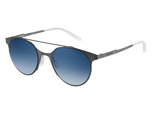 Carrera Unisex-Erwachsene 115/S UY RFB Sonnenbrille, Grau (Matt Blue Sf Grey), 50