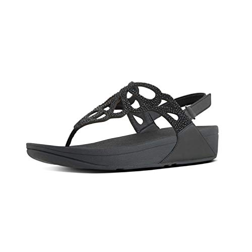 FitFlop Bumble Crystal TM Sandal