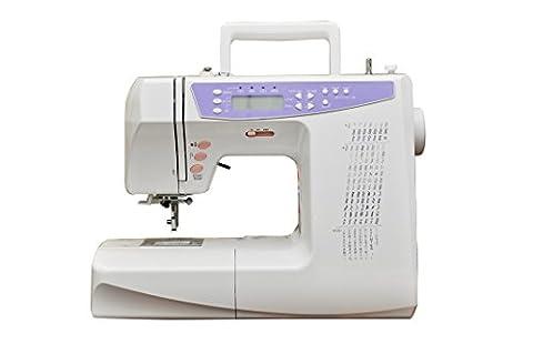 Sewing Machine 404, 170 Stitches, Alphabet, £150 accessories: Quilting Extension