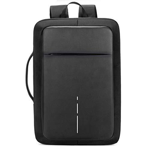 Diebstahlsicherer Rucksack, Business-Laptop-Rucksack mit USB-Ladeanschluss und Kopfhöreranschluss mit Schloss Schlanke wasserfeste Tasche Daypack für 15,6-Zoll-Computer-Notebook-Rucksack für die Ar 15,6-zoll-computer