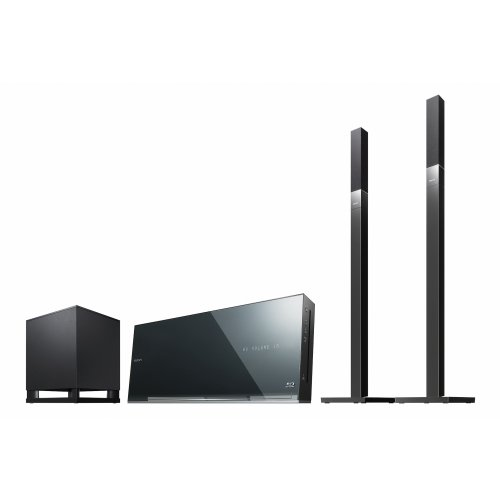 Sony BDV-F700 2.1 3D Blu-ray Heimkinosystem (HDMI, iPhone / iPodTouch fernbedienbar, WLAN Ready, 350 Watt) schwarz Sony Bravia 32 Lcd