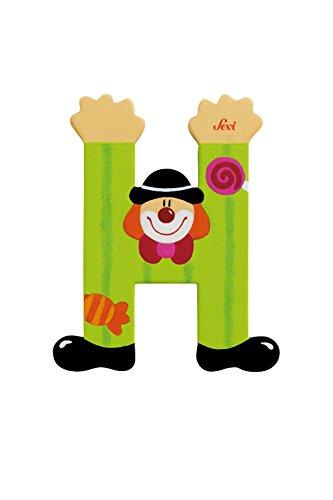 Trudi 81744 - Buchstabe Clown H