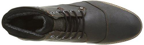 bugatti Herren F75351g Desert Boots Schwarz (Schwarz 100)
