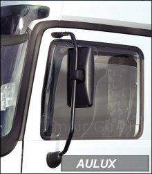 Preisvergleich Produktbild ClimAir Windabweiser Regenabweiser rauchgrau Mercedes Benz Atego Axor 46017