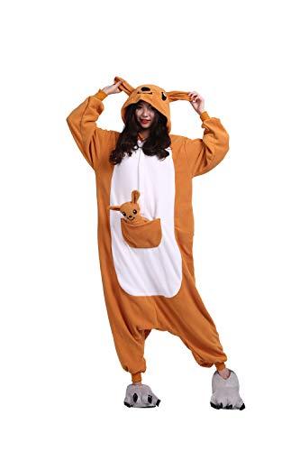 DarkCom Disfraz Animal Unisex Adulto Sirve como Pijama