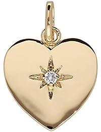 6bb658ff7548 Amazon.es  Estrellas Colgantes - Chapado en oro   Colgantes y ...