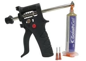 Gel anti cafards goliath + pistolet gel goliath hyper puissant- anti cafards et blattes-35g
