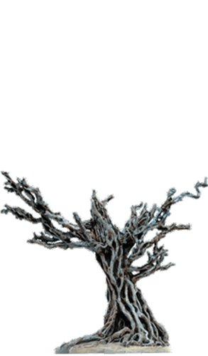 Lord of the Rings Señor de los Anillos Figurine Collection Nº 136 Tree of Gondor 1