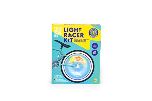 Tech Will Save Us Light Racer Kit Educational STEM Toy Ages 8   Up