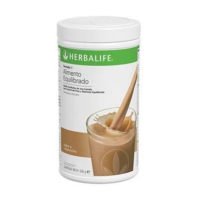 Herbalife Formula 1 Gesunde Mahlzeit Cappuccino 550 g
